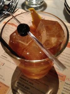Vecchio Stile cocktail