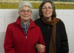 Aunts Susan and Diane