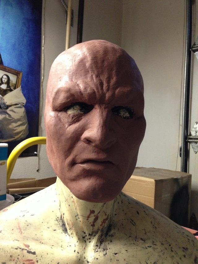 Scary Freakin' Face
