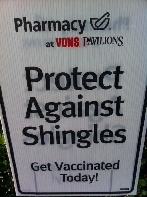 Shingles suck