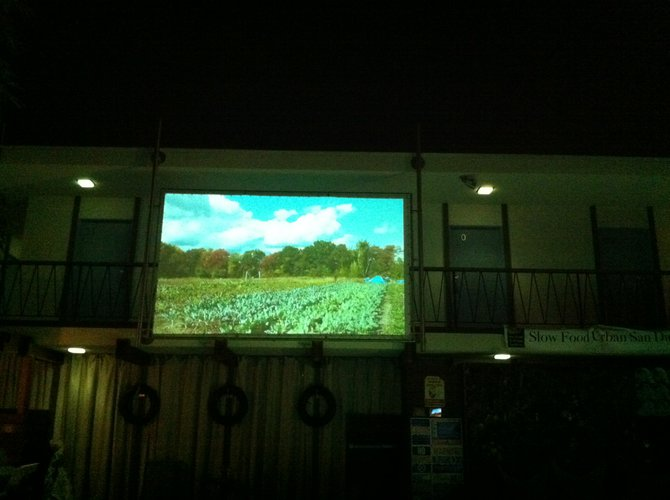 Farmageddon on screen.