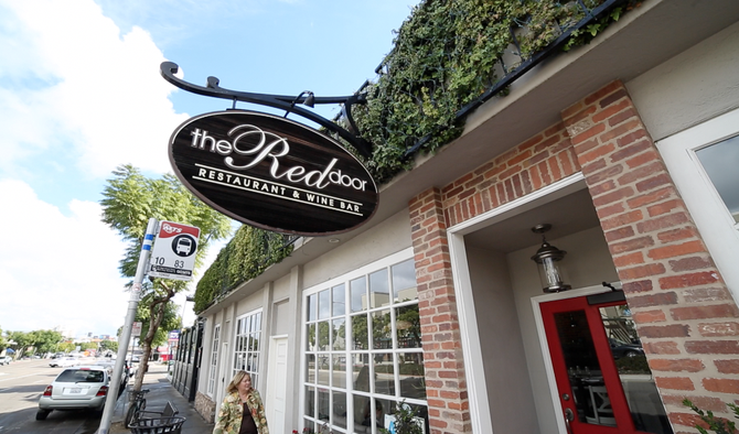 The Red Door Restaurant and Bar
