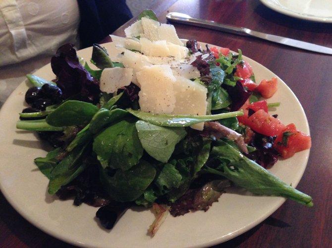 House salad a la carte