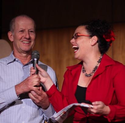 Emceeing TedXAFC