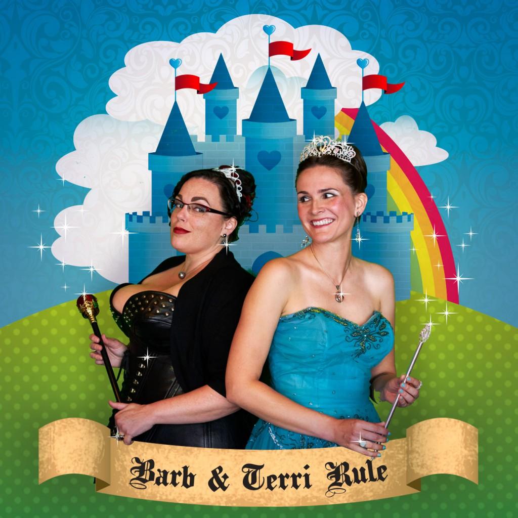 Barb & Terri Rule